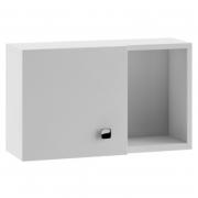 Шкафчик подвесной Flex 50, белый глянец