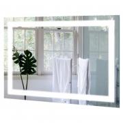 Зеркало Boca 70x70 LED с фацетной кромкой