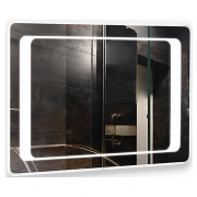 Зеркало Izeo 90x70 LED