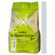 Затирка Brillant Color Xtra 2/2 серебристо-серый