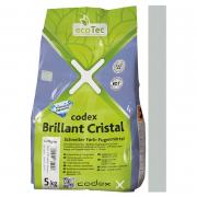 Затирка Brillant Cristal 5/5 светло-серый