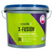 Затирка X-Fusion эпоксидная 34/3.5 шварц