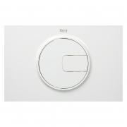 Кнопка PL4 dual 3/6, біла