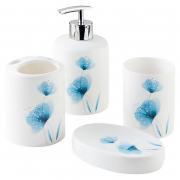 Набор для ванной комнаты Flower