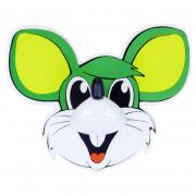 Крючок Мышонок, зеленый