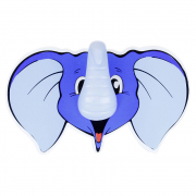 Крючок Слоненок, синий