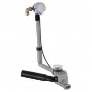 Сифон для ванны с поворотным механизмом