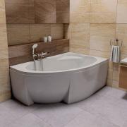Ванна Asymmetric II 170x110 права