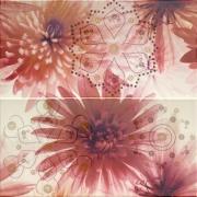 Декор Conjunto Flash Rosa