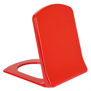 Сиденье Lara красное