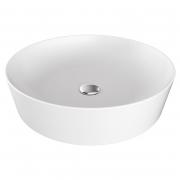 Раковина Ultra 40 накладна кругла біла