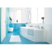 Акриловая ванна Sicilia 170x100 правая