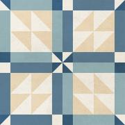 Грес Victorian Mix-1 Blue