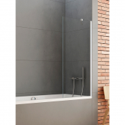Шторка для ванны New Soleo 90 неподвижная