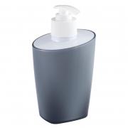 Дозатор для жидкого мыла Art серый