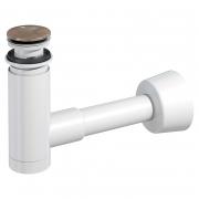 Сифон для раковины EasyClean бронза