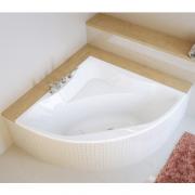 Ванна Glamour 140x140 с ножками