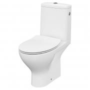 Унитаз Moduo 43 Clean On с сиденьем Slim