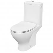 Унитаз Moduo Clean On с сиденьем Slim