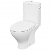 Унитаз Moduo Clean On с сиденьем Slim Wrap