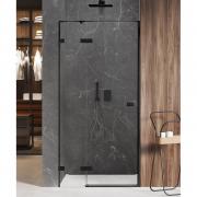 Душові двері Avexa Black 120 L