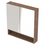 Шафка дзеркальна Selnova Square 79