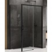 Душова штора Prime Black 120x90 R
