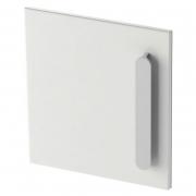 Дверца для шкафчика SD Chrome 40 левая, белая