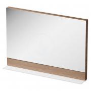 Зеркало Formy 80x72 орех