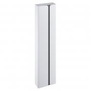 Пенал Balance SB-40 білий/графіт