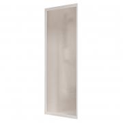 Душова стінка APSS-80 Pearl+білий