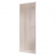 Душова стінка PSS-80 Pearl+білий