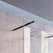 Тримач W SET-90 Wall / Corner чорний