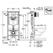 Инсталляционный модуль Rapid SL