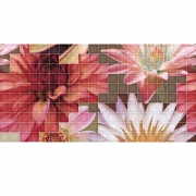 Декор Mosaico Crema Flor 1