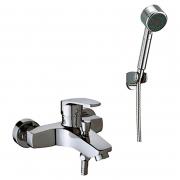 Змішувач 02-6D02 з душовим комплектом