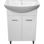 Шкафчик Aqua 60 под раковину Libra 60, белый