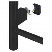 Комплект прихованого підключення шнура