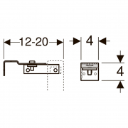 Інсталяційна система Duofix + Delta 50