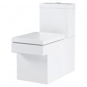 Унитаз Cube с сиденьем