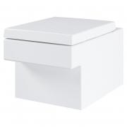 Чаша унитаза Cube с сиденьем