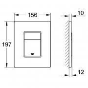 Інсталяційна система Rapid SL 38528001 + чаша унітаза Bau 39427000