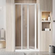 Душевая дверь SDZ 3-90 Grape+белый