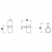 Склянка Basic