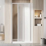 Душові двері  SDZ 3-100 Pearl+білий