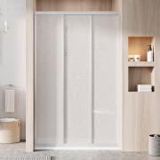 Душові двері ASDP 3-100 Pearl+сатин