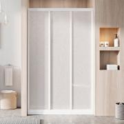 Душові двері ASDP 3-130 Pearl+білий