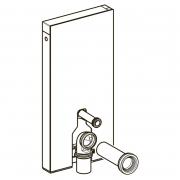 Інсталяційна система Monolith для підлогового унітазу