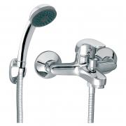 Смеситель Vasto для ванны с душевым комплектом