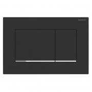 Кнопка Sigma 30 матовая черная